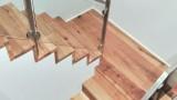 ליטוש מדרגות עץ